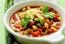 I ❤Vegan/vegetarian meals / Mainly vegan