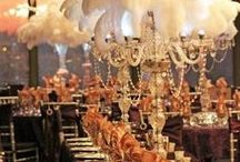 Great Gatsby Event Ideas / Chez Vous Events are the leading event planners on the #CostaDelSol and in Gibraltar. Contact us to plan your dream event www.chezvous.es