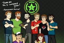 Achievement Hunter  / Rooster Teeth's Achievement Hunter <3