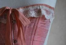My work, Izafabric's : Corsets & Compagnie / A board about my handmade corsets and dresses.