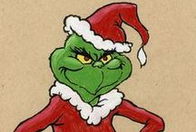 """Grinch / The 2014 Festival of Lights Parade hosted by main Street Zephyrhills, Inc. will be held on December 6, 2014 at 6 p.m..  This year's theme will be """"How the Grinch Stole Christmas"""" and this board is for ideas for float decoration and design."""