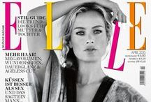 ELLE Cover / Models, Fashion, Beauty, Cover-Models, Covers