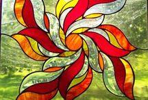 Maľovanie na sklo