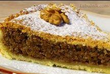 Recepty - bublaniny, ovocné koláče, koláče