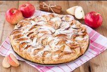 Recepty - jablkové koláče, zákusky, torty