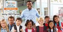 $20,000 Educator Prize! Nominate a Great Educator... / http://thebestschools.org/prize  -- TheBestSchools.org $20,000 Escalante-Gradillas Best in Education Prize