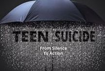 Teen Suicide: From Silence to Action / Facts, fictions, help, signs, and prevention of suicide and suicidal thoughts in teenagers
