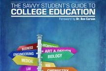 TBS Book: The Savvy Student's Guide to College Education / The Savvy Student's Guide to College Education - A book online that helps students prepare for admission to college, college living, and a successful career.