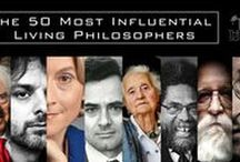 Great Minds! Do You Think Alike? / The best of the best contemporary thought leaders: scientists, geniuses, philosophers, and think tanks.