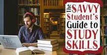 TBS Book: The Savvy Student's Guide to Study Skills / The Savvy Student's Guide to Study Skills - A free, online book  that helps students learn more effectively through advanced study skills