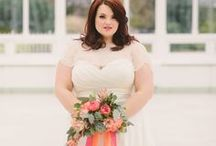 Plus Size Bridal Inspiration