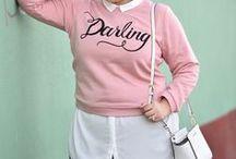 Beautiful Pullover Styles / Die schönsten Stylings mit Pullovern für Frauen in allen Größen!