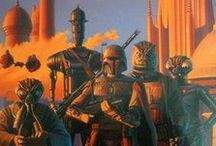 ◆ STAR WARS ART ◆ / Various official and fan artwork from everyone's favourite galaxy far, far away!