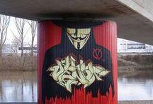 ◆ GEEK STREET ART ◆ / Geek Street Art from around the world by various artists. Hope you like!