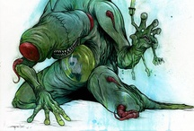 Alex Pardee / The craziest dreamer ever
