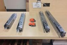 Blum Tandem plus BluMotion Drawer Slides / Series 563 now available at our Stoughton, MA lumberyard.