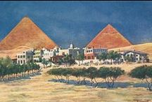 MENA HOUSE HISTORY / Discovery the history of  Egypt's most iconic and oldest hotel. Our vintage collection takes you to a journey to the golden age of travel,  the old days of entertainment and to historic events which shaped  the world history.