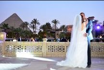 Banquets @ 139 Pavilion / Cairo's most fashionable outdoor venue. 139 Pavilion, is surrounded by landscaped garden, fountains and Reflection pool, with the pyramids towering above in the background.