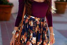 Fashion. ♡ / by Ashli Updegrove