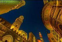 Cairo attractions / Coptic Cairo, Islamic Cairo, streets of Cairo and street scenes.