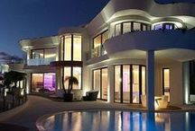 Luxury Dream Homes / Beautiful Homes / by JS Young