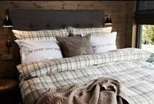 Bedding / Make your beds like FLORENCE - We are very into beds, from pillows and duvets over bedrunners and bedspreads from  bomull over velvet to leather! Check out our Bedding items, match them as you like it and create your very own FLORENCE BED!