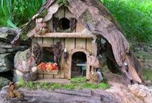 Fairy Gardens & Houses / Fairy Gardens & Houses