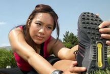 Outdoor Exercise / Get fit outdoors!