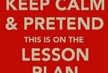 Fun lesson ideas