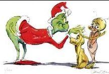 Dr Seuss - the Grinch