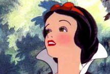 Snow White / Blanche-Neige