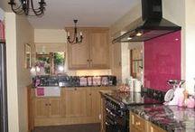 Oak Kitchens / A selection of Mounts Hill Woodcraft & Design's finest oak kitchens. www.mountshill.com