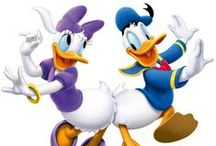 Donald, Daisy and more