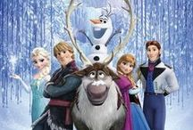 Frozen / la Reine des Neiges