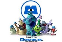 Monsters Inc / Monstres & Cie