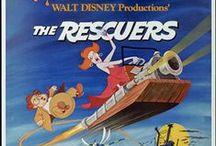 the Rescuers / Bernard & Bianca