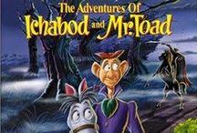 Ichabod & Mister Toad
