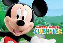 Mickey Clubhouse / la Maison de Mickey