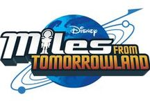 Miles from Tomorrowland / Miles dans l'espace