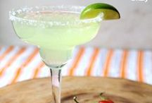 Cinco de Mayo / Mexican cocktails and other key elements for a great Cinco de Mayo celebration.