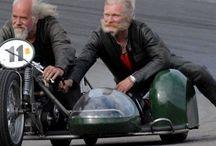 Sidecar frenzie