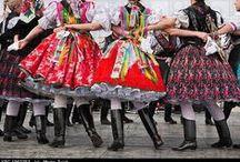 Folk dance/Néptánc