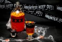 Scary Good Cocktails / We've conjured up some scary good cocktail recipes for all the ghouls and gals to enjoy.