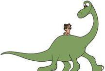 the Good Dinosaur / le voyage d'Arlo