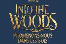 Into the Woods / Promenons-nous dans les bois