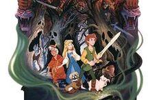 the Black Cauldron / Taram et le Chaudron magique