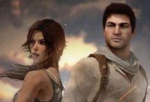 Tomb Raider & Uncharted