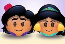 Disney as told by Emoji / Disney raconté en Emojis