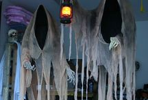 Halloween housewarming