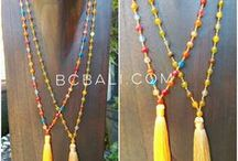 My new design 2017 / handmade fashion necklaces made by ceramic glass bead, crystal bead, agate, stone beads, women accessories collections